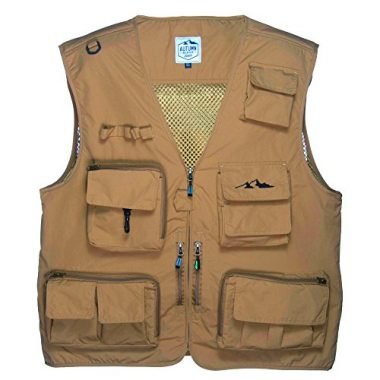 Autumn Ridge Traders Fly Fishing Vest