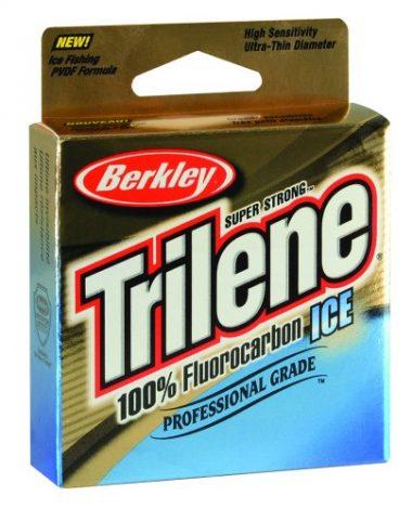 Berkley Trilene 100% Fluorocarbon Ice Line