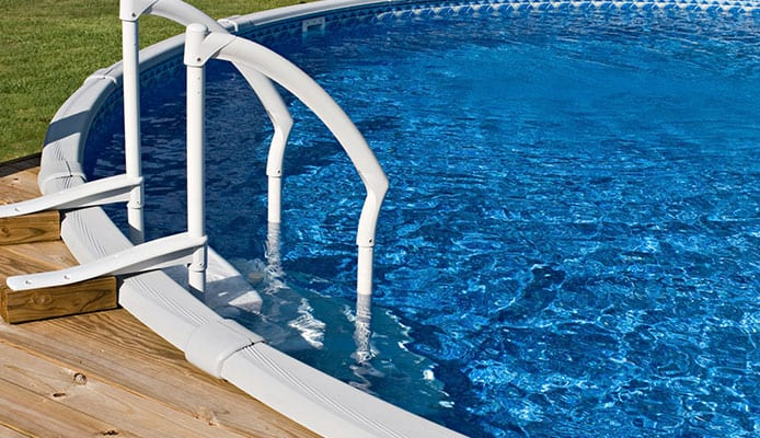 10 Best Above Ground Pool Ladders in 2019 [Buying Guide ...