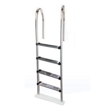 Blue Wave NE1145 Premium Stainless Steel In-Pool Ladder