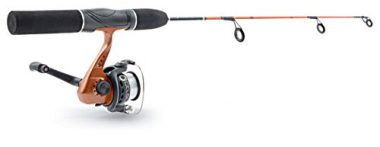 Celsius Celsius 24 Inch C/CEL-SPN Reel/3 Ice Fishing Rod