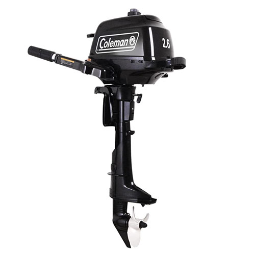 Coleman Powersports 2.6HP Outboard Motor
