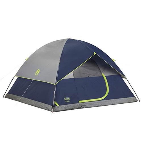 Coleman Sundome Waterproof Tent