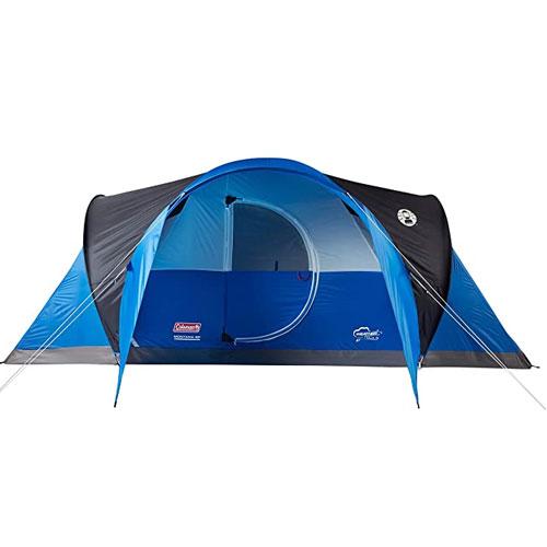 Coleman 8-Person Montana Cabin Waterproof Tent