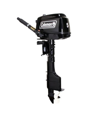 Coleman Powersports Easy Start 5HP Outboard Motor