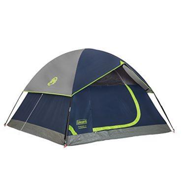 Coleman Sundome 4-Person Waterproof Tent