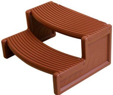 Confer Plastics Handi Spa Steps Hot Tub Accessory