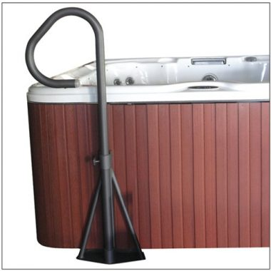 CoverMate Spa Side with Base Hot Tub Handrail