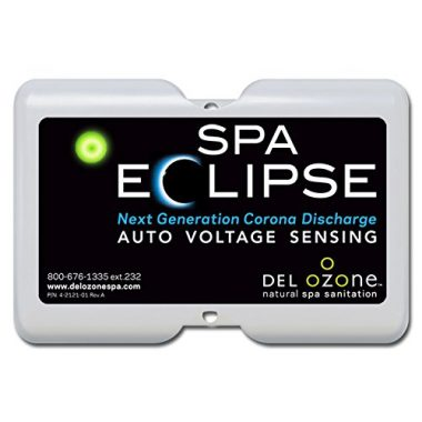 DEL Ozone Hot Tub and Spa Eclipse CD Ozone Generator