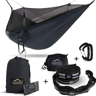 Double Camping Hammock By Everest Active Gear