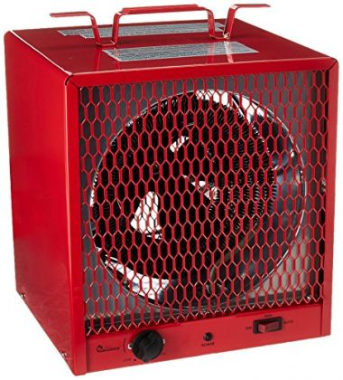 Dr. Infrared Heater DR-988 Garage Shop Heater with 6-30R Plug