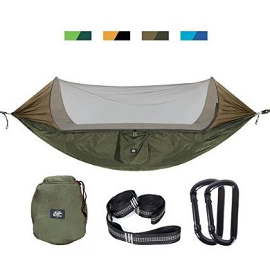 2 in 1 Large Camping Hammock By Etrol