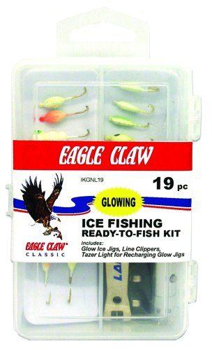 Eagle Claw Glow Ice Kit