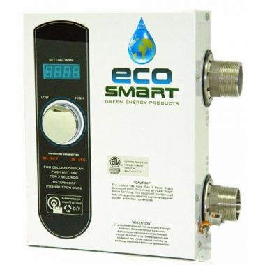 EcoSmart SMART POOL 27 Electric Tankless Pool Hot Tub Heater