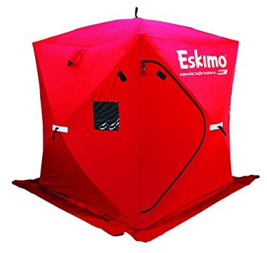 Eskimo Quickfish 3 Ice Fishing Shelter