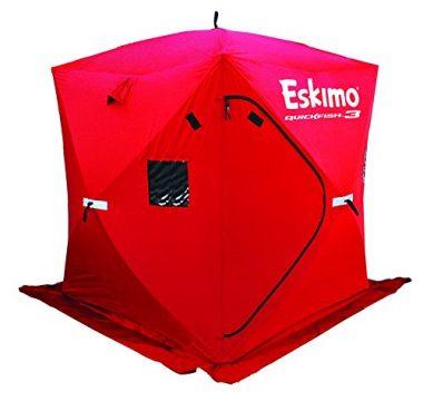 Eskimo Quickfish 3 Ice Fishing Shelter