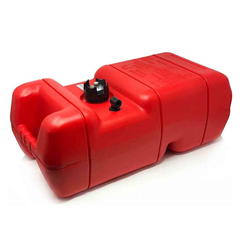 Five Oceans 6 Gallon Portable Boat Fuel Tank
