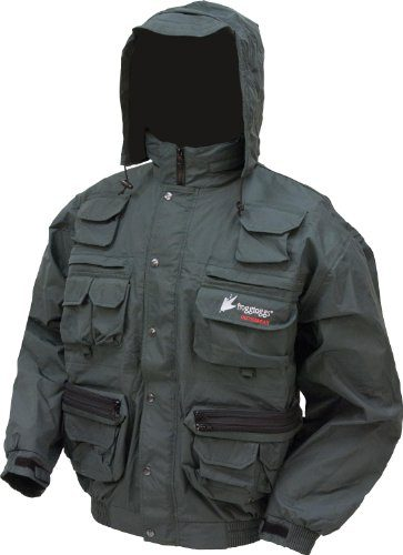 Frogg Toggs Cascades Sportsman's Pack Fishing Jacket