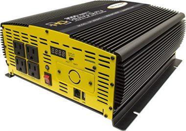 Go Power! GP-3000HD 3000-Watt Heavy Duty Marine Power Inverter
