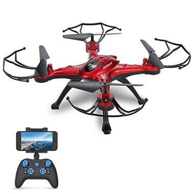 GoolRC T5W Wifi FPV Waterproof Drone