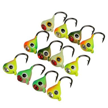 Goture Jigs Ice Fishing Lure