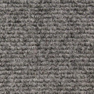 Indoor/Outdoor Carpet with Rubber Marine Backing – Gray 6′ x 10′ by House, Home and More