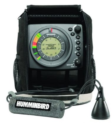 Humminbird ICE-55 Six Color Ice Fishing Flasher