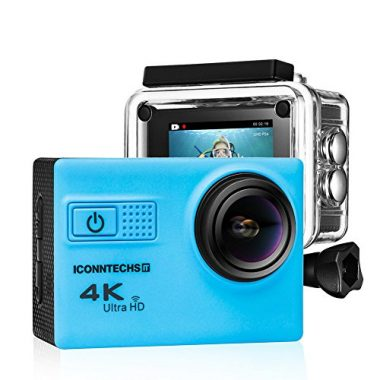 Action Camera By ICONNTECHS IT