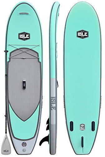 ISLE Airtech 10'6″ All Around Stand Up Touring Paddle Board