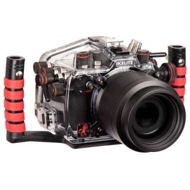 Underwater Camera Housing for Nikon D-810 DSLR Camera by Ikelite