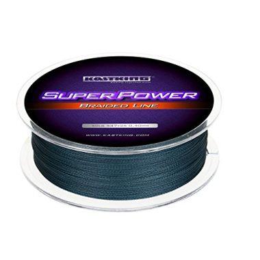 KastKing SuperPower Braided Fishing Line – Abrasion Resistant Braided Lines