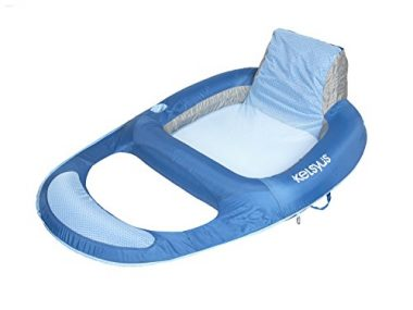 Kelsyus Floating Chaise  Inflatable Lounger