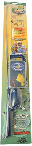 Kid Casters Jimmy Houston Fishing Kits