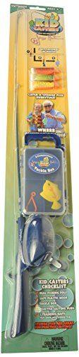 Kid Casters Jimmy Houston Fishing Kits