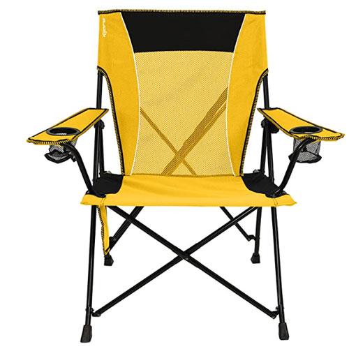 Kijaro Dual Lock Portable Locking Fishing Chair
