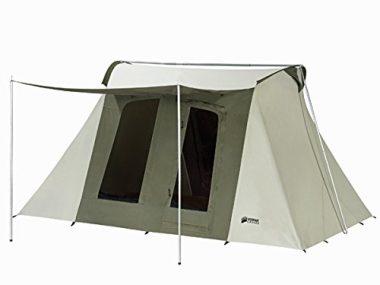 Kodiak Canvas Flex-Bow Deluxe 8-Person Waterproof Tent