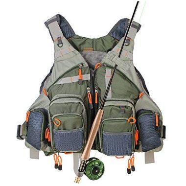 KyleBooker Fly Fishing Vest Pack