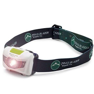Trailblazer Supply Co Waterproof LED Fishing Headlamp