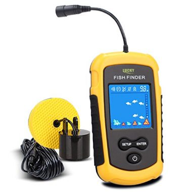 Fish Finder Portable By Lucky