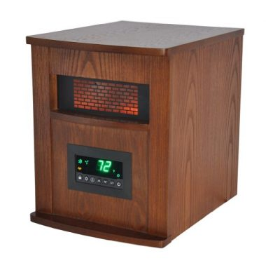 LifeSmart LS-1000X-6W-IN 6 Element Infrared Heater