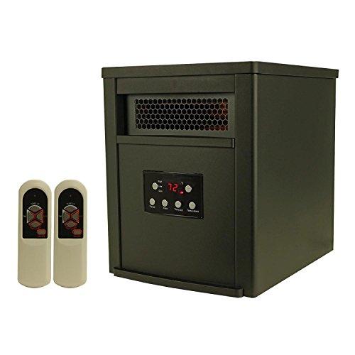 LifeSmart Big Room 6 Element Infrared Heater