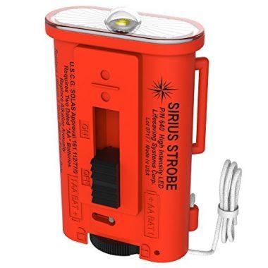 SIRIUS LED Strobe Light – Signaling Strobe by Lifesaving Systems Corp