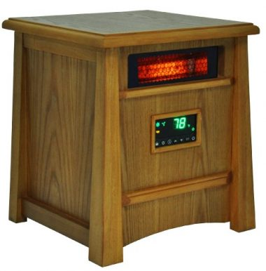 LifeSmart Ultimate 8 Element Infrared Heater