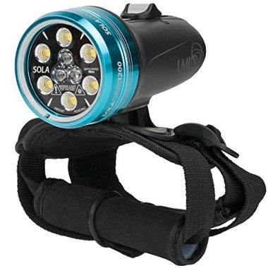 Light and Motion SOLA 1200 S/F Dive Light