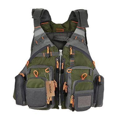 Lixada Fly Fishing Vest