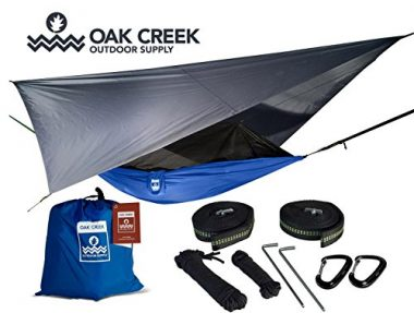 Lost Valley Camping Hammock By Oak Creek Outdoor Supply
