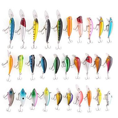 LotFancy Crankbaits For Bass Fishing