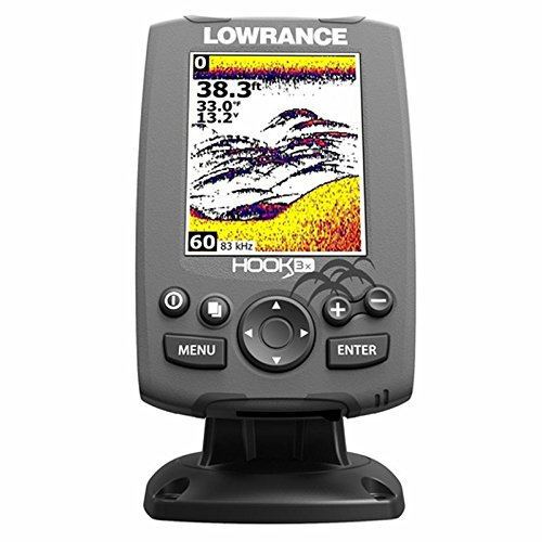 Lowrance Hook 3X Sonar Fish Finder