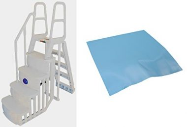 MAIN ACCESS 200100T Above Ground Swimming Pool Smart Step/Ladder System