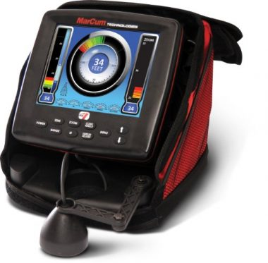 Marcum LX-7 Sonar System/Fishfinder Ice Fishing Flasher